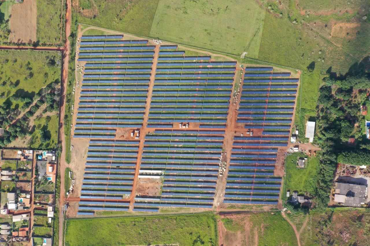 suntech solar farm